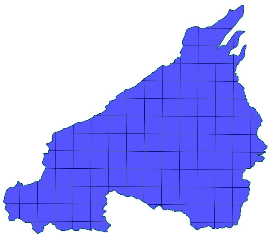 Image polygone météo